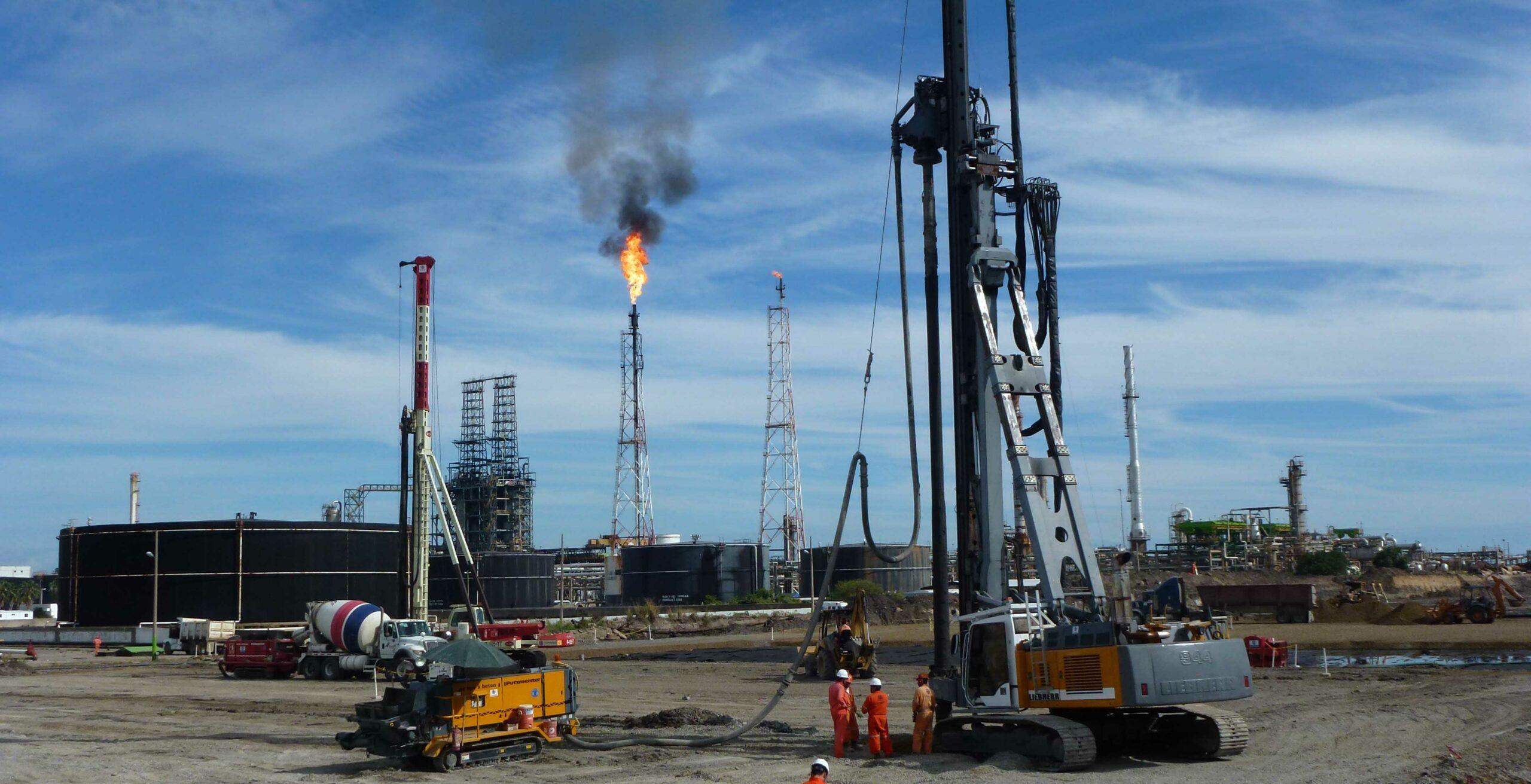 Refinery Menard
