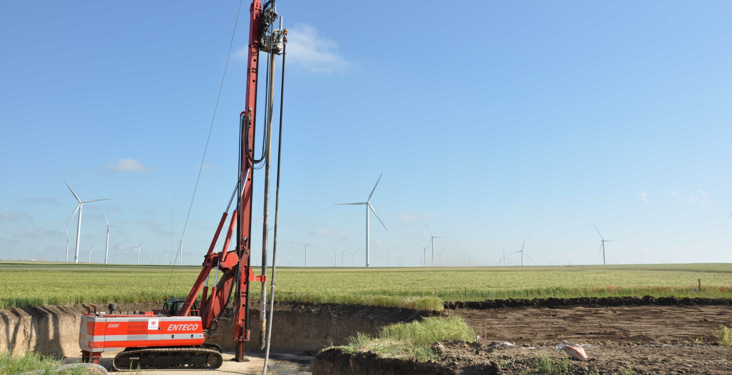 Wind turbine Menard