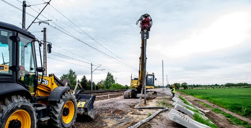 Warsaw-Lodz-railway-line