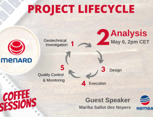 Menard Coffee Sessions – Project Lifecycle 2