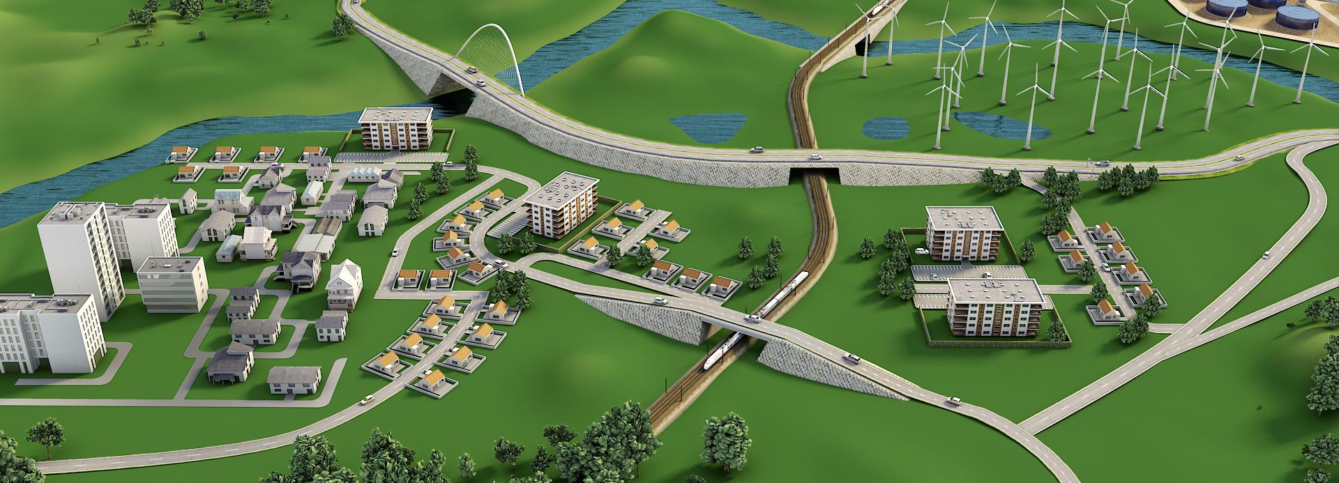 Rail and Roads