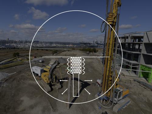 Bi-modulus columns | Menard