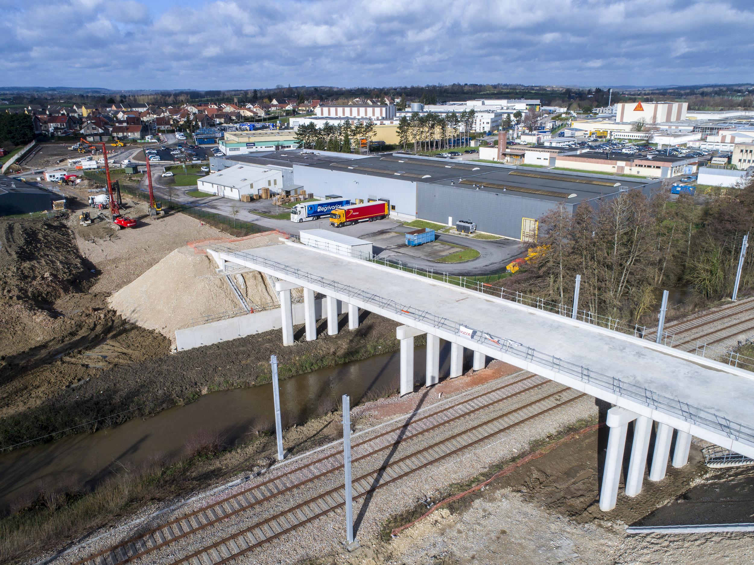 Serqueux Gisors rail Menard