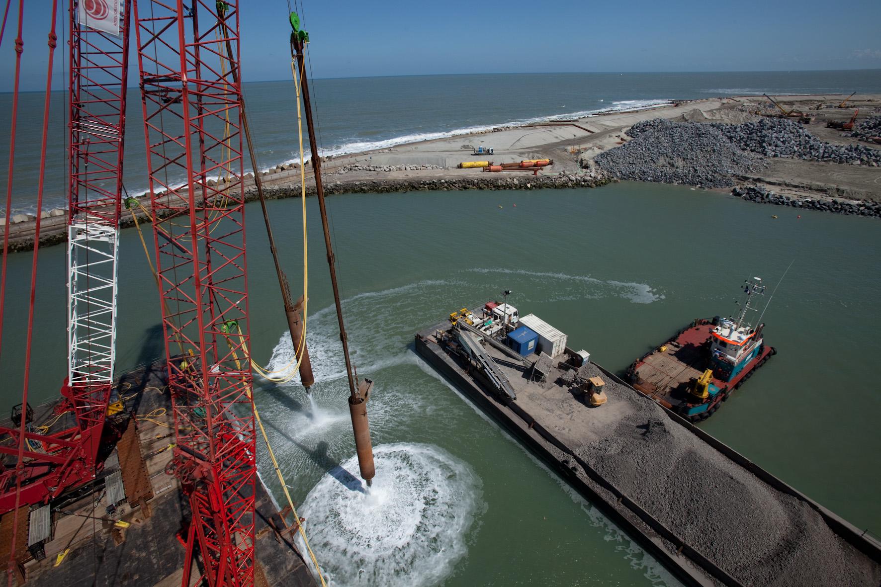 Dunkirk LNG terminal_Menard_1