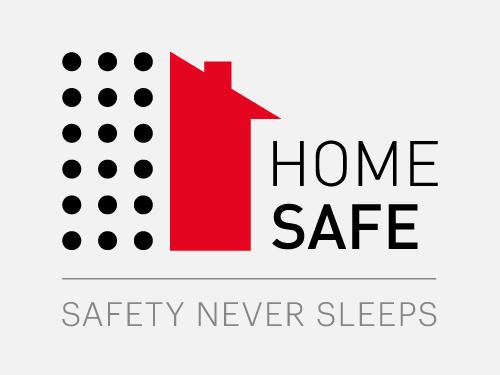 Home Safe Commitment logo - Menard
