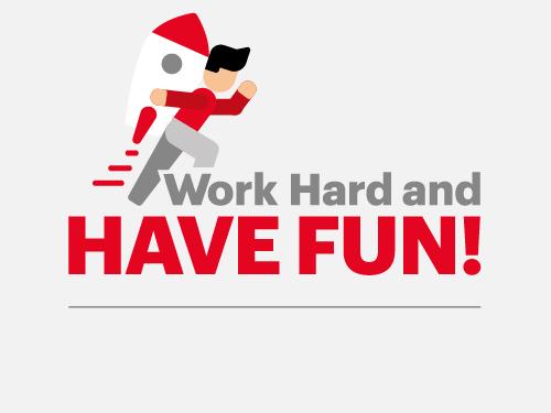 Work Hard and Have Fun - Menard