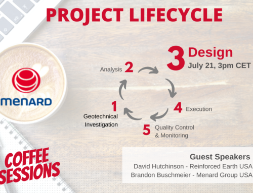 Menard Coffee Sessions – Project Lifecycle 3