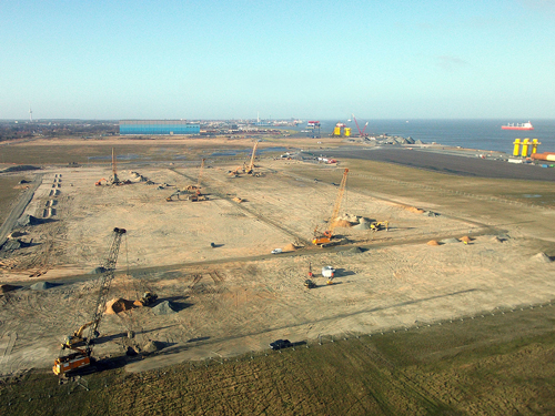 Siemens plant Menard